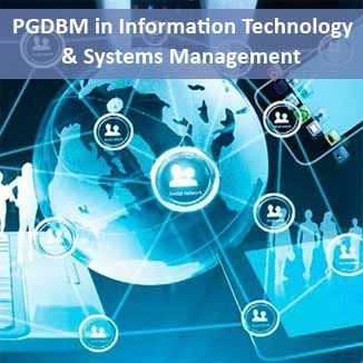 Pgdbm In Information Technology And Systems Management In 2020 Learning Courses Information Technology Technology Systems