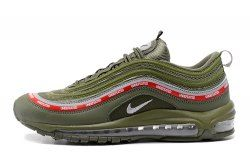 Unisex Undefeated x Nike Air Max 97 OG MoonRock Olive Sail