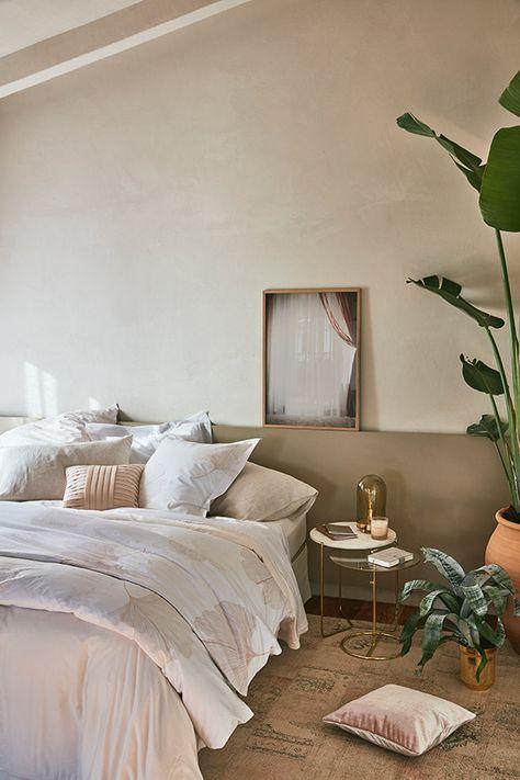 Bedspreien Zara Home.Zara Home L04 2019 Slaapkamerideeen Een Slaapkamer