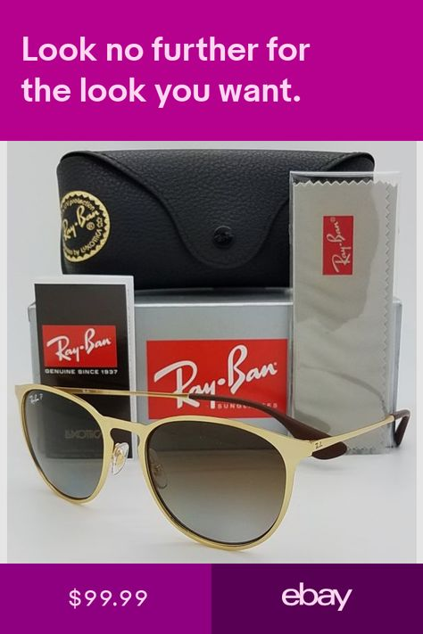 Ray-Ban Sunglasses Clothing, Shoes   Accessories  ebay in 2018 ... 637118eb0056
