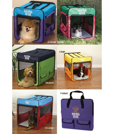 Collapsible Travel Dog crate