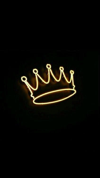 Crown Wallpaper Neon Wallpaper Queens Wallpaper Emoji Wallpaper