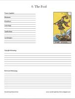 photo about Free Printable Tarot Journal identify Record of Pinterest tarot magazine absolutely free printable strategies tarot