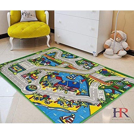 Home Road Rug Rugs On Carpet Kids Rugs