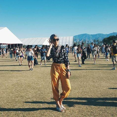 https://www.instagram.com/yunamusic/ | Coachella, Yuna ...