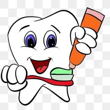 Element Commercial De Brosse A Dents De Dentifrice De Dessin Anime Clipart De Brosse A Dents Peinte A La Main Jour De Dent D Amour Fichier Png Et Psd Pour Le In 2021
