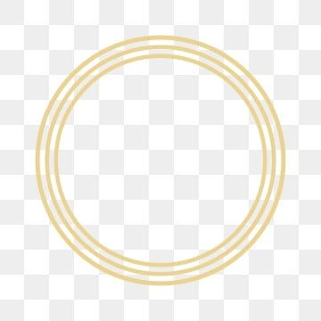 Circle Golden Frame Clipart Png Vector Element Png And Vector In 2021 Frame Border Design Frame Clipart Free Photo Frames