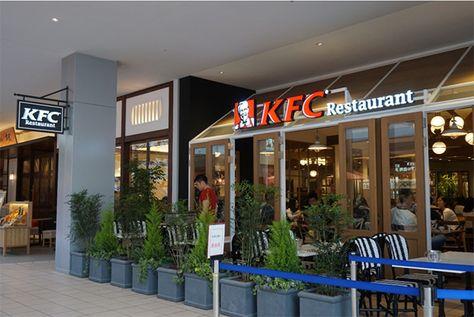 Kfc肯德基吃到飽 關西最大購物中心實際體驗文