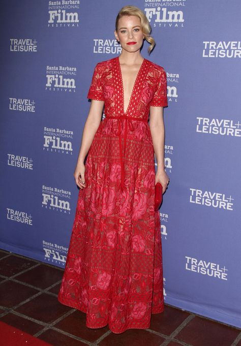 Elizabeth Banks At The Santa Barbara International Film Festival Virtuoso's Award