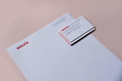Druckprodukt Briefpapier Und Visitenkarten Verarbeitung