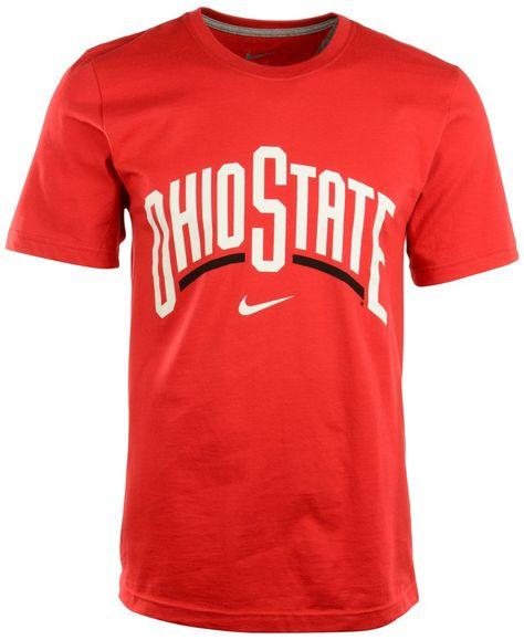 Ohio State Buckeyes Nike T Shirt Mens