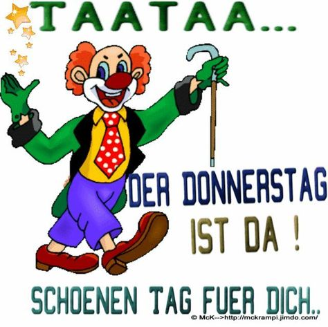 Photo of Guten Morgen Donnerstag