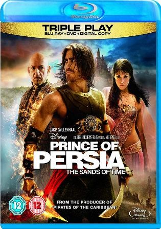 Prince Of Persia The Sands Of Time 2010 Brrip 400mb Hindi Dual