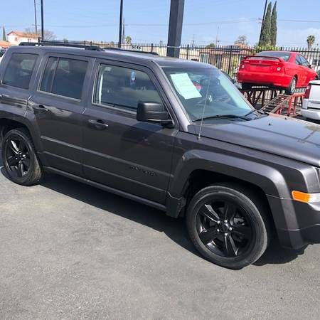 2014 Jeep Patriot Altitude Edition Roll Over Protection Hill Start Assist Traction Control Stability Control And Abs Brakes U Connect Fog Jeep Patriot 2014 Jeep Patriot Jeep