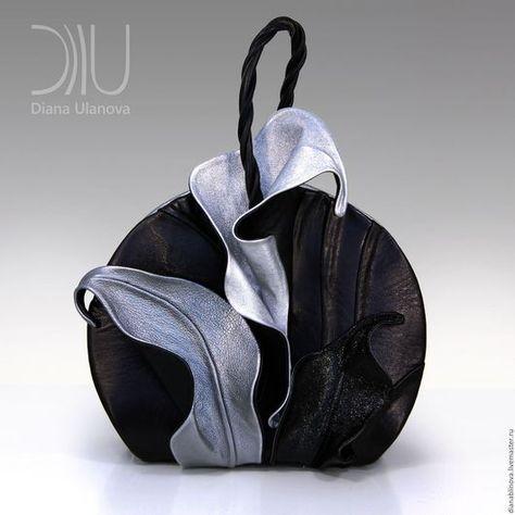 4cbc6192cc53 Женские сумки ручной работы. Ярмарка Мастеров - ручная работа. Купить  Лилия. Handmade. Красивая сумка, комбинированный