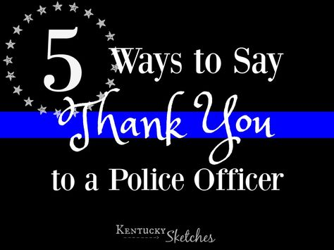 Given the recent police shootings and a growing awareness of the kind of danger our law enforcement officers face each day, more…