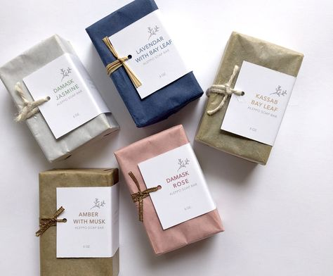 The perfect all over bath bar comes in five scents and considered to be one of the purest artisanal soaps ever made. The scent is refreshingly earthy and steeped in Syria's history and culture.