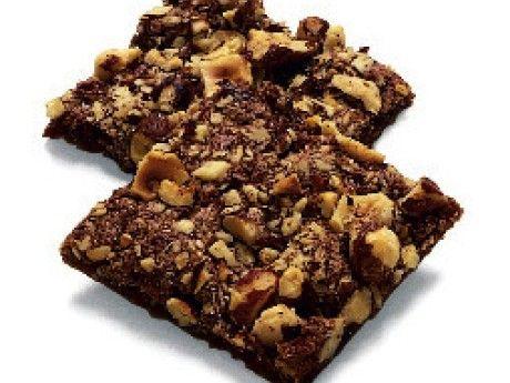 nötchokladrutor sju sorters kakor
