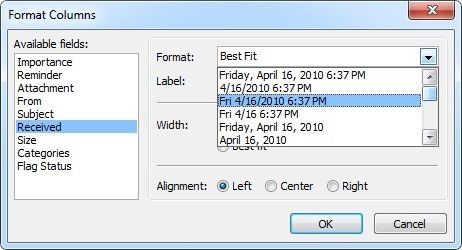How To Modify Time Format In Ms Outlook Outlook Calendar Entry Ms Office Suite