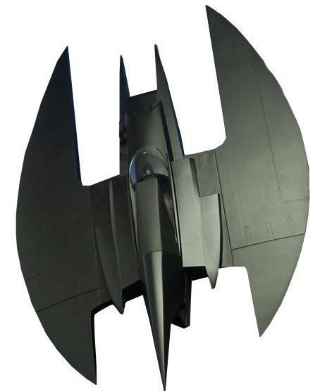 The Animated Series Batwing Vehicle DC Collectibles Batman