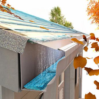 Find a great collection of EasyOn GutterGuard Rain Gutters & Drainage at Costco. Enjoy low warehouse prices on name-brand Rain Gutters & Drainage products.