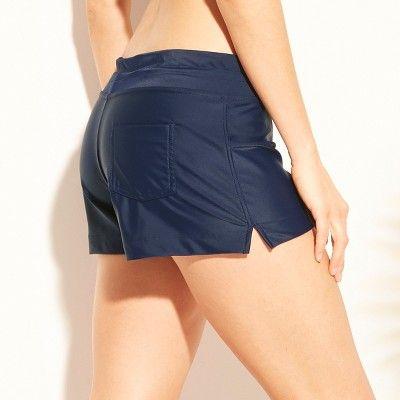 "b3d4b9fffa984 Women s Swim Shorts - Kona Solâ"" 20Black XS  Shorts"