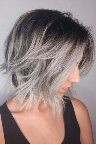 Ideas Of Wearing Short Layered Hair For Women | LoveHairStyles.com