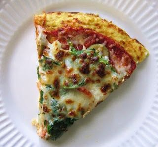 From Flab to Fab!: Healthy Cauliflower Crust Pizza!!! Delicious? YES! Healthy? YES!