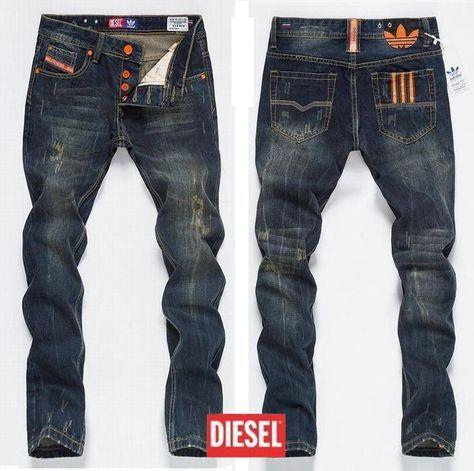 Pantalones Adidas Hombre Mezclilla Tienda Online De Zapatos Ropa Y Complementos De Marca