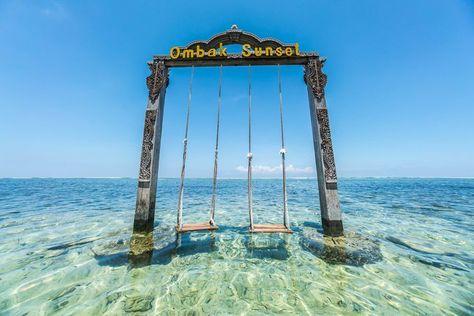 Gili Inseln - ein Traum im Indischen Ozean - #ein #Gili #im #Indischen #indonesia #Inseln #Ozean #Traum