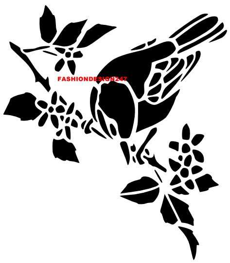 ANIMAL BIRD MARINE MYLAR STENCIL HOME DECOR PAINTING DIY WALL ART 125//190 MICRON
