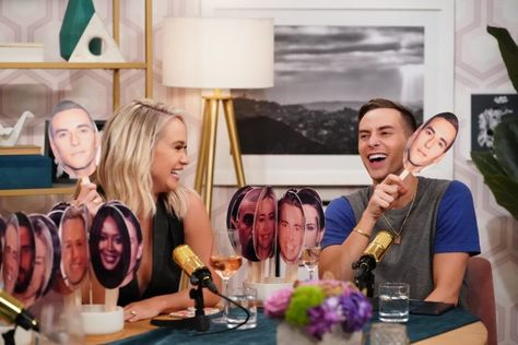 Entertainment : Adam Rippon on Mayor Pete's battle with Mike Pence & that designer harness