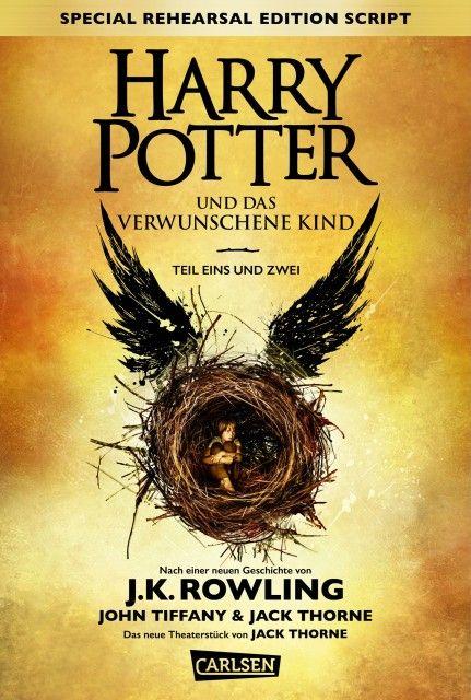 Harry Potter und das verwunschene Kind. Teil eins und zwei (Special Rehearsal Edition Script) als Buch