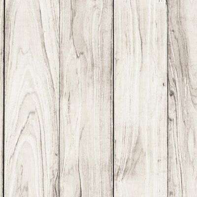 Simpleshapes Wood Paintable Peel And Stick Wallpaper Tile White Wood Wallpaper White Wood Texture Wood Wallpaper