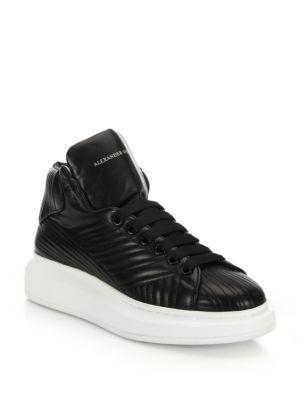 Balmain 'Keith' High Top Sneakers Herren Schuhe Hightop
