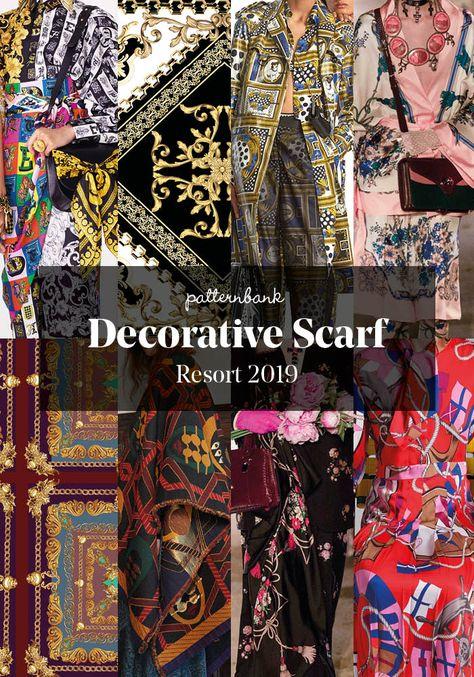 Resort 2019 – Print and Pattern Hightlights – Part 2 - Herren- und Damenmode - Kleidung