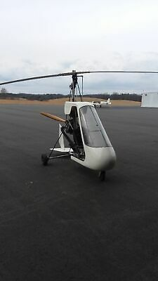 Vancraft Ultralight Gyrocopter Rotax 503 Air command