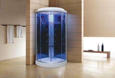 Sliding Door Steam Shower Enclosure Unit Steam Shower Enclosure