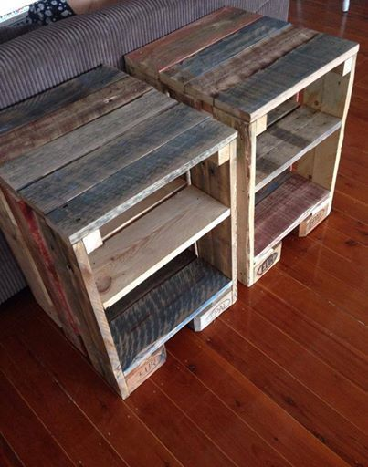 Recycled Timber Bedside Tables Tables Gumtree Australia Gold Coast City Mermaid Waters 1040988752 Table Gumtree Australia Home Decor