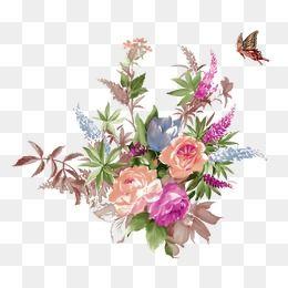 Millones De Imagenes Png Fondos Y Vectores Para Descarga Gratuita Pngtree Pink Flower Painting Flower Painting Flower Png Images