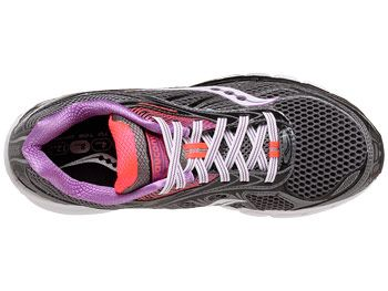 saucony ride 6 mujer gris