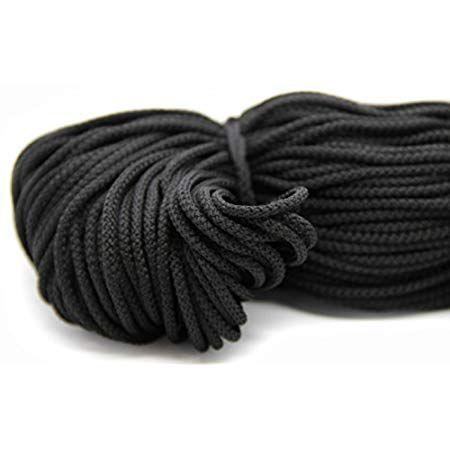 Hummelt® SilverLine-Rope Baumwollseil Baumwollkordel 10mm 50m H