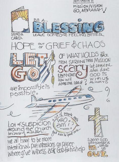 JOURNEYS of FAITH: Sermon Notes Gift- Part 3 | Visual Faith