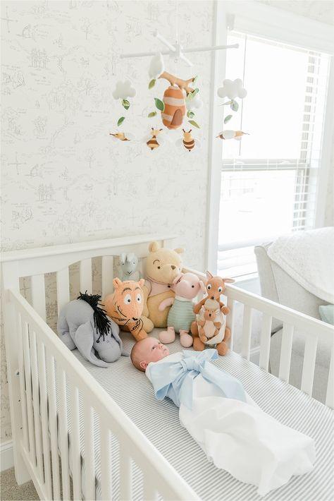 Bee Nursery, Wood Nursery, Newborn Nursery, Vintage Nursery, Nursery Neutral, Nursery Room, Newborn Bed, Nursery Decor, Bedroom Decor