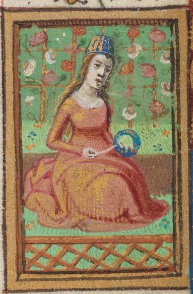 Stundenbuch aus Paris Paris / Tours · zweites Viertel des 15. Jahrhunderts / um 1490 Cod. 101 Folio 5r