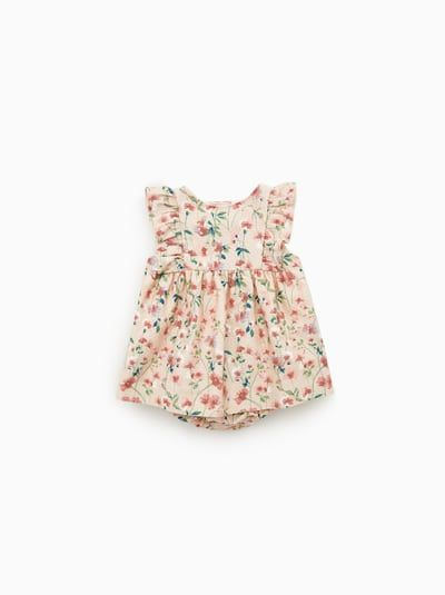 ef89696374 Newborn Dresses & Rompers | New Collection Online | ZARA United ...