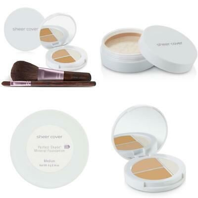 Sheer Cover Flawless Face Kit