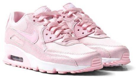 nike air max 90 junior black pink