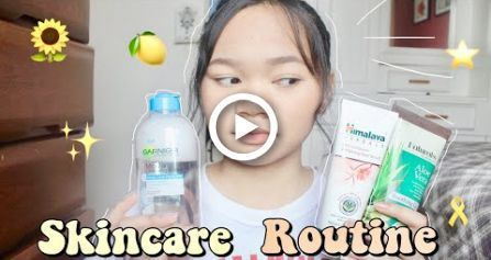 Affordable Teenage Skincare Routine 2018 Philippines Affordable Philippines Routine Ski In 2020 Night Skin Care Routine Skin Care Routine Steps Skin Care Routine