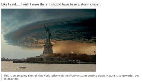7 Fake Hurricane Sandy Photos You're Sharing on Social Media
